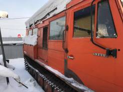 ТТМ-3 Тайга. Снегоболотоход Тайга, 4 500куб. см., 3 000кг., 6 550кг.