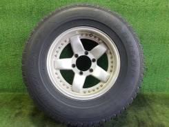 Колесо Nissan Safari Dunlop Grandtrek ST1