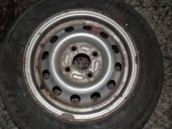 Диск с резиной штампованный Chevrolet Lacetti