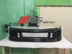 Передний бампер Burn Up Prodrive WRC для Subaru Forester SF 97-01