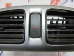 Кнопка включения аварийной сигнализации. Mazda Familia, BJ5W ZL, ZLDE, ZLVE