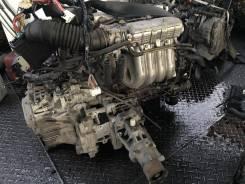 Двигатель Mitsubishi 4G69 2.4 литра с АКПП 4ВД и навесным