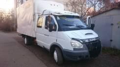 ГАЗ ГАЗель Бизнес. Продаётся грузовик Газель бизнес, 2 900куб. см., 1 500кг., 4x2
