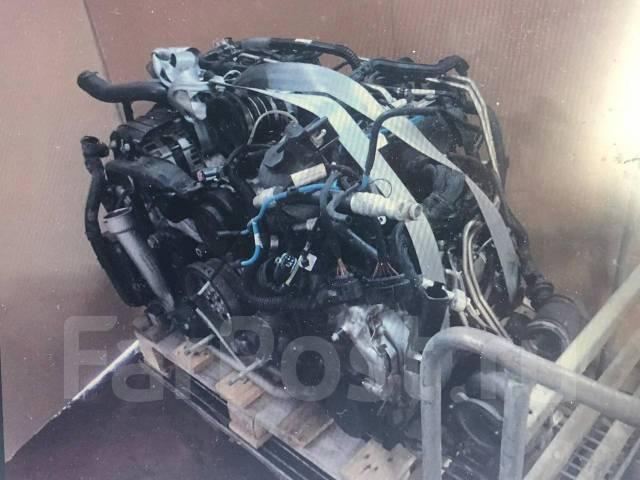 Двигатель Порше 911 3.8 MA171S