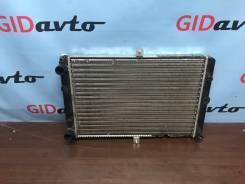 Радиатор охлаждения двигателя. Citroen C3 TU3JP