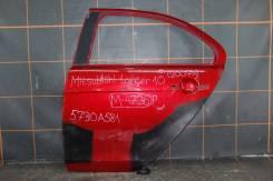 Дверь задняя левая для Mitsubishi Lancer 10