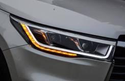 Фара. Toyota Highlander, ASU50, ASU50L, GSU50, GSU55, GSU55L, GVU58 1ARFE, 2GRFE, 2GRFKS, 2GRFXE, 2GRFXS