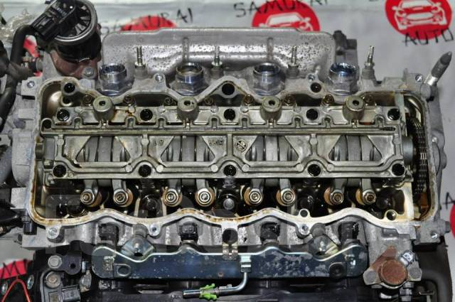 Двигатель Honda R20A 45 000 км Stream RN8