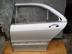 Дверь задняя левая Mercedes S W220