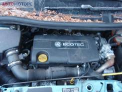Двигатель Opel Meriva B 2010, 1.7л, дизель, акпп (A17DT 2125634)