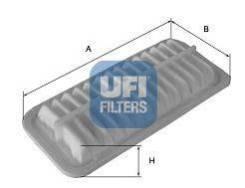 Фильтр возд. UFI 3028900