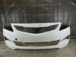 Бампер передний для Hyundai Solaris