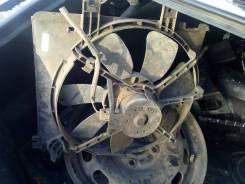 Вентилятор охлаждения радиатора. Mazda Capella, GF8P, GW8W