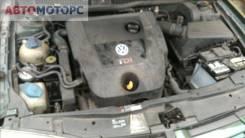 Двигатель Volkswagen Bora, 2000, 1.9л, дизель турбо, мкпп (AJM)