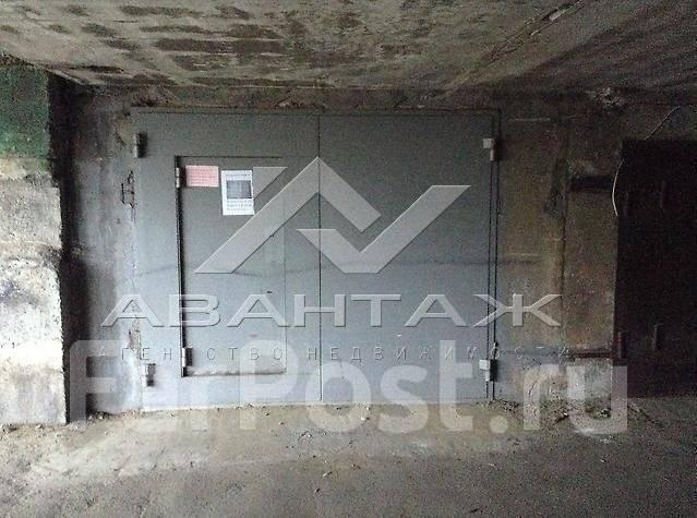 Боксы гаражные. улица Сабанеева 16, р-н Баляева, 36,0кв.м., электричество, подвал. Вид снаружи