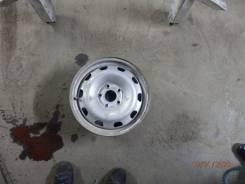 Диск колесный сталь Duster 16