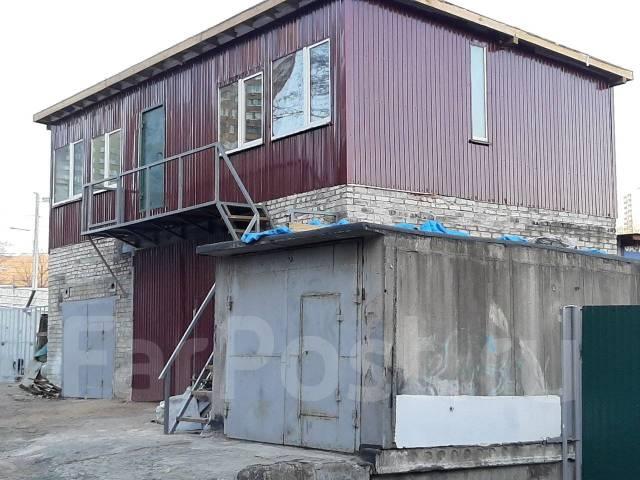 Боксы гаражные. улица Луговая 28, р-н Луговая, 200,0кв.м., электричество, подвал. Вид снаружи