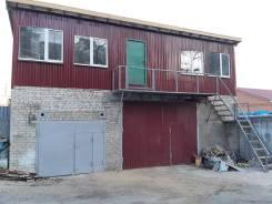Боксы гаражные. улица Луговая 28, р-н Луговая, 200,0кв.м., электричество, подвал.
