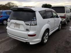 Дверь (с накладкой внизу) Mitsubishi Outlander XL 2008 [5730A244], правая задняя 5730A244