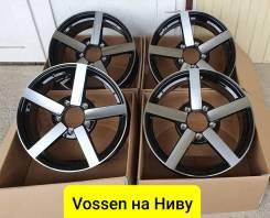 """Vossen. 7.0x17"""", 5x139.70, ET35, ЦО 98,5мм."""