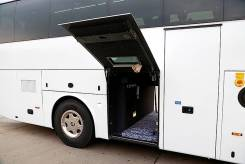 Golden Dragon XML6126. Туристический автобус JR Triumph, 53 места