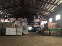 Ответхранение или аренда части склада от 50 квм до 800 квм и больше. 1 600,0кв.м., улица Бархатная 12е, р-н Чуркин