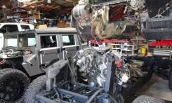 Контрактный Двигатель Hummer, прошла проверку