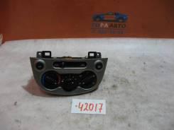 Блок управления отопителем Chevrolet Spark 2005-2010 (Блок управления отопителем) [96397521]