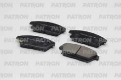 Колодки Тормозные Дисковые Передн Opel: Astra 1.6/1.7d/2.0d 09 PATRON арт. PBP4264