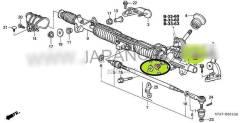 Втулка рулевой рейки 53685-SH3-000 Honda
