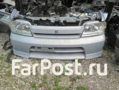 Бампер передний на Nissan CUBE AZ10 2мод