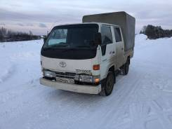 Toyota ToyoAce. Продаётся грузовик Toyota Toyoace, 2 779куб. см., 1 500кг., 4x4
