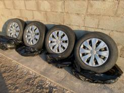 Колеса на шинах goodyear duragrip 195/65R15