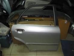 Дверь боковая. Mazda Training Car, BJ5P Mazda Familia, BJ3P, BJ5P, BJ5W, BJ8W, BJEP, BJFP, BJFW, YR46U15, YR46U35, ZR16U65, ZR16U85, ZR16UX5 Mazda 323...