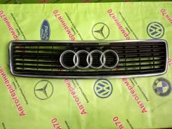 Решетка радиатора. Audi 100, 4A2, 8C5 3A, 6A, AAD, AAE, AAH, AAN, AAR, AAS, AAT, ABB, ABC, ABH, ABK, ABP, ABT, ABZ, ACE, ACZ, ADA, ADU, ADW, AEM, ANZ...