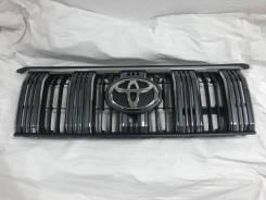 Решетка радиатора LC Prado 150 с 2017-2020, под камеру, новая оригинал