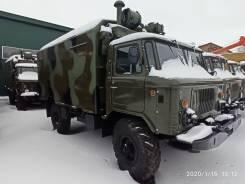 ГАЗ 66. ГАЗ-66 КУНГ (фургон) с хранения, 4 250куб. см., 2 500кг., 4x4
