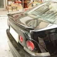 Спойлер багажника. Lexus IS300, GXE10, JCE10 Lexus IS200, GXE10, JCE10 Toyota Altezza, GXE10, GXE10W, JCE10W 1GFE, 2JZGE. Под заказ