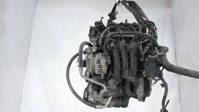 Контрактный двигатель Smart Forfour W454 2004, 1.1 л, бенз (134.910)