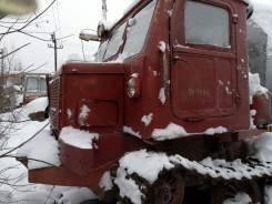 АТЗ ТТ-4. Трактор трелевочный ТТ-4