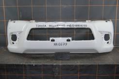 Бампер передний для Toyota Hilux 8