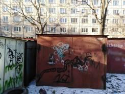 Гаражи металлические. улица Гамарника 21, р-н Столетие. Вид снаружи