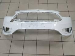 Бампер передний Ford Focus III 15-