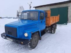 ГАЗ 3307. Продам газ 3307 самосвал, 5 000кг., 4x2