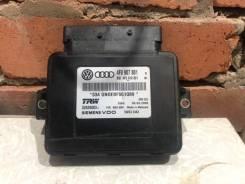 Блок управления парковочным тормозом Audi A6 2005 [4F0907801] C6 AUK