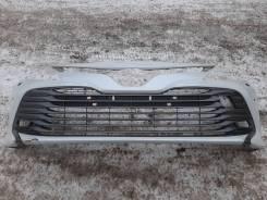 Бампер передний Toyota Camry XV70 Камри 70 2018