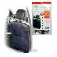 Защита спинки сиденья (65х50 см) Airline прозрачный (от детских ног) Airline AOCS18