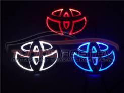 Эмблема. Toyota: Wish, Crown, Land Cruiser, Mark X, Vitz, RAV4, Camry, Corolla, Land Cruiser Prado, Highlander, Alphard, Hiace. Под заказ