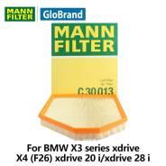 Фильтр воздушный C30013 mann C30013 в наличии