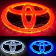 Эмблема. Toyota: Crown, Wish, Land Cruiser, Mark X, Vitz, RAV4, Camry, Corolla, Land Cruiser Prado, Highlander, Alphard, Hiace. Под заказ